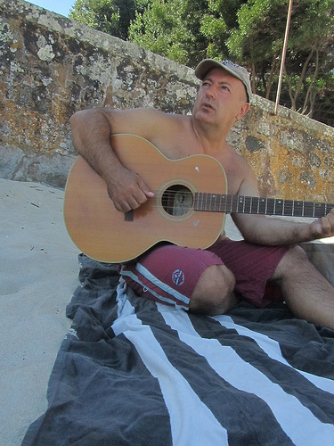 Guitar Guy 2 by JoseAngelGarciaLanda