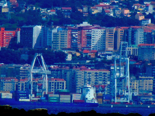 Vista de Vigo 2