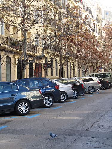 Poca gente hoy by JoseAngelGarciaLanda