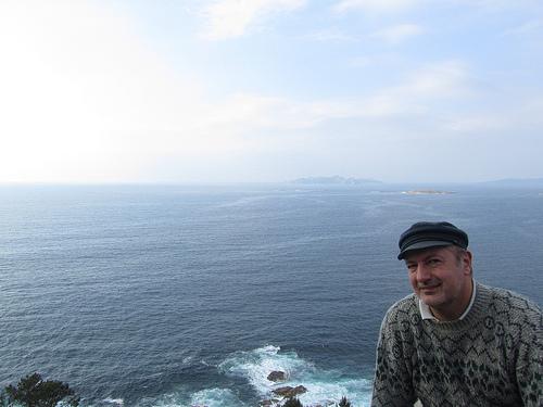 Foto con mar by JoseAngelGarciaLanda