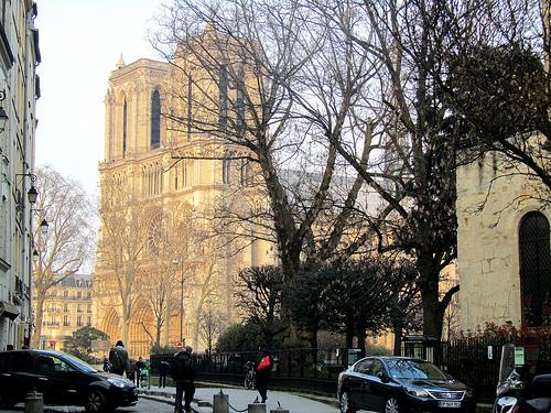 Notre Dame desde la Rive Gauche by JoseAngelGarciaLanda
