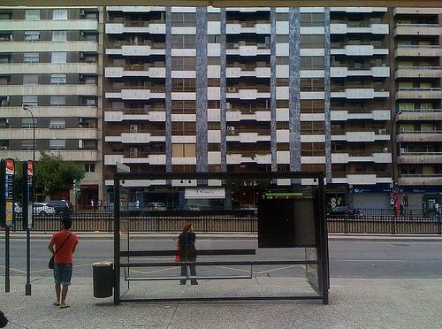El barrio donde habito by JoseAngelGarciaLanda