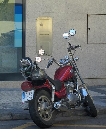 Mi moto ZAK by JoseAngelGarciaLanda
