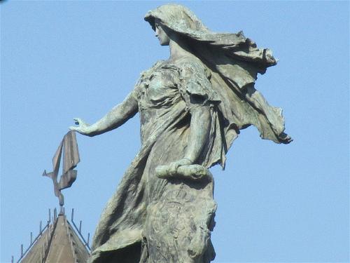 Una de estatua by JoseAngelGarciaLanda