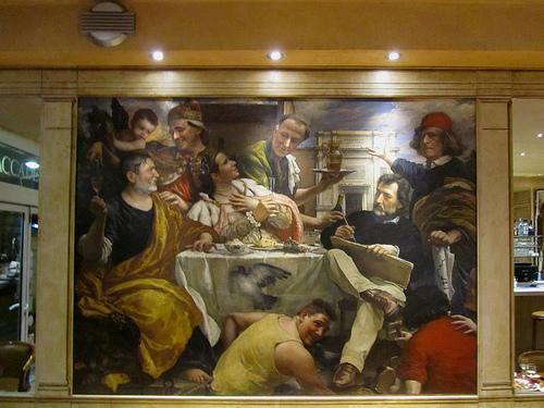 Un pintor de La Rochelle 2 by JoseAngelGarciaLanda