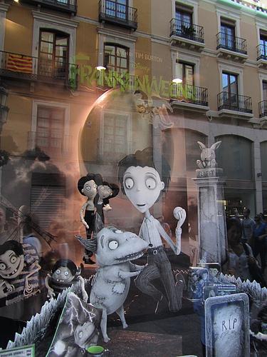 Tienda de Disney by JoseAngelGarciaLanda