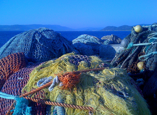 Redes, colinas de la ría