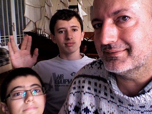 Hoy con los pequeños by JoseAngelGarciaLanda