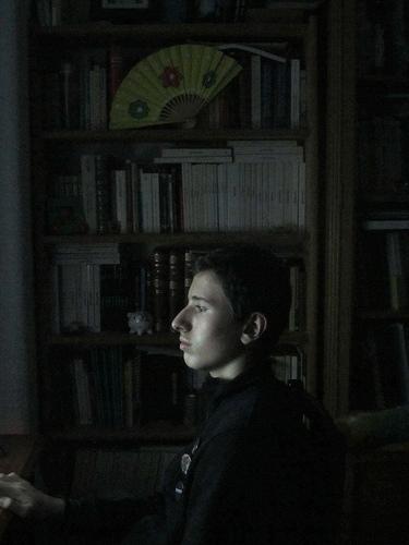 Iluminado por Pantalla by JoseAngelGarciaLanda