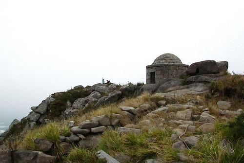 Ivo en la cima de O Facho by JoseAngelGarciaLanda