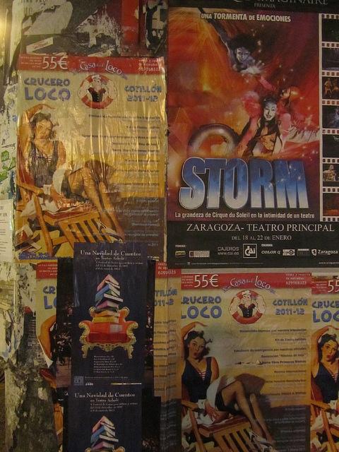 Storm y Crucero Loco