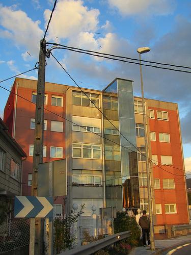 Casa con luz de poniente by JoseAngelGarciaLanda