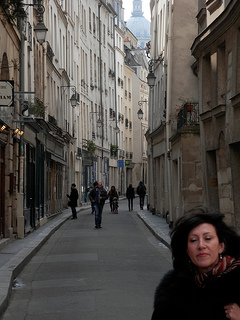 A Paris walker