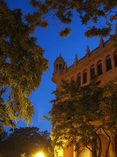 Palacete de la plaza by JoseAngelGarciaLanda