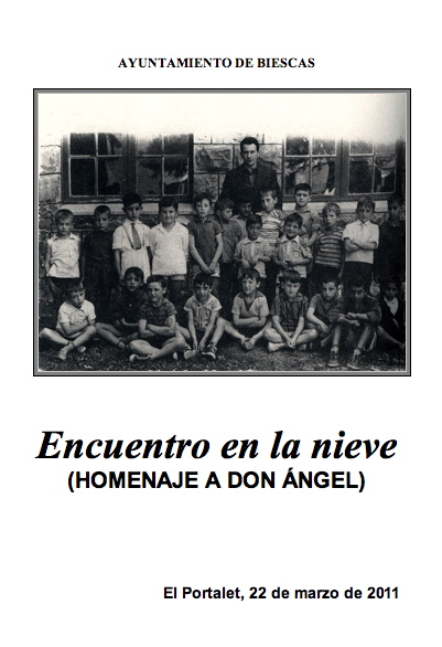 homenaje don Angel
