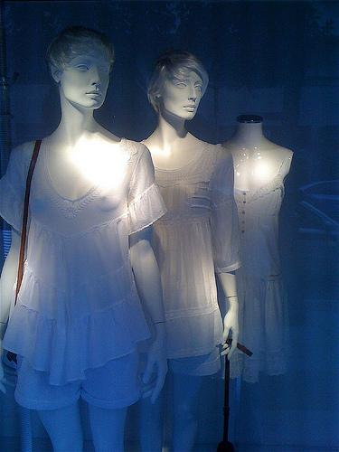 Blancas de blanco by JoseAngelGarciaLanda