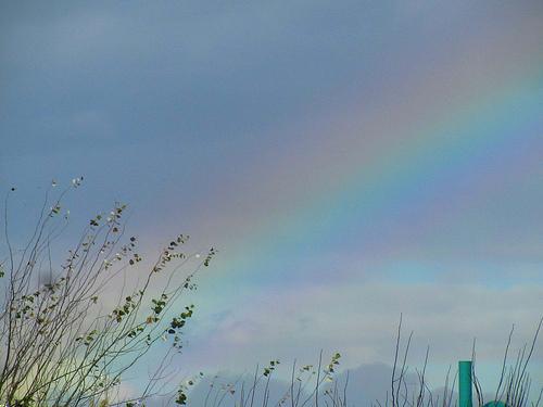 Fragmento de arco iris by JoseAngelGarciaLanda