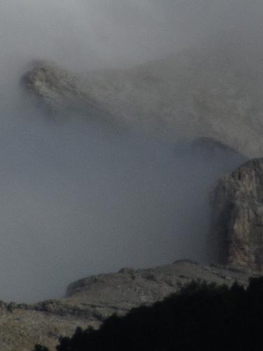 Baladrás desde Biescas by JoseAngelGarciaLanda