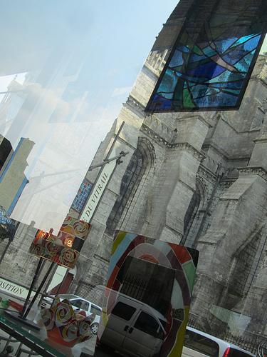 Vidrieros de Chartres by JoseAngelGarciaLanda