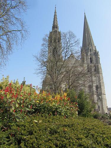 Catedral de Chartres by JoseAngelGarciaLanda