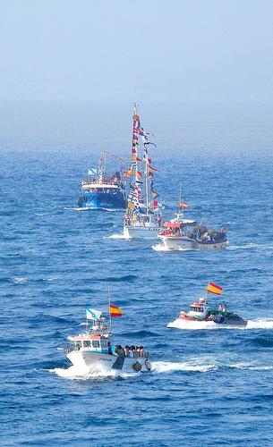 Barcos de fiesta by JoseAngelGarciaLanda