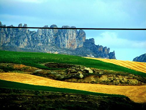 El camino a Burgos 2 by JoseAngelGarciaLanda