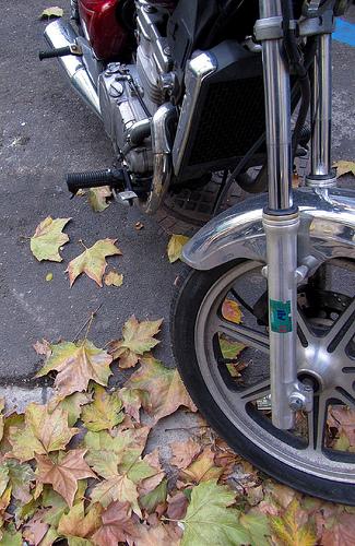 Mi moto, veinte años después by JoseAngelGarciaLanda