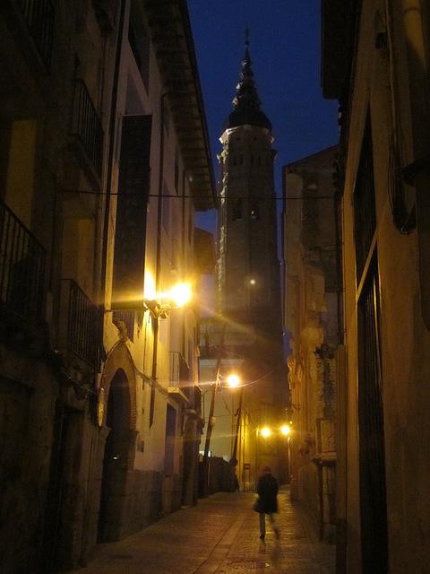 Calles de Calatayud