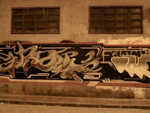 Peazo Cultura Urbana 2 by JoseAngelGarciaLanda