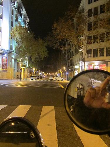 Watching This Street by JoseAngelGarciaLanda