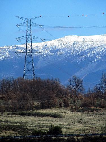 Nieve en las montañas de Zamora by JoseAngelGarciaLanda