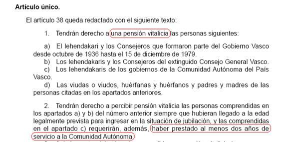 pension vitalicia