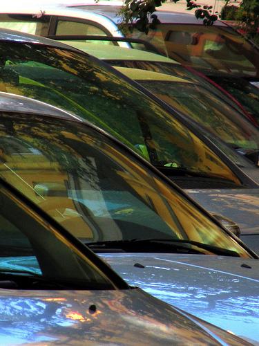 Watching Them City Cars by JoseAngelGarciaLanda