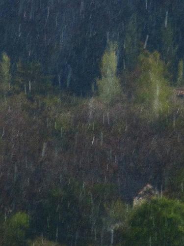 Cuadro del monte lloviendo by JoseAngelGarciaLanda