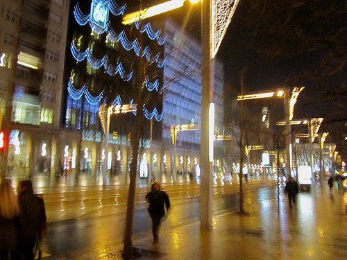 Paseo a lo impresionista by JoseAngelGarciaLanda