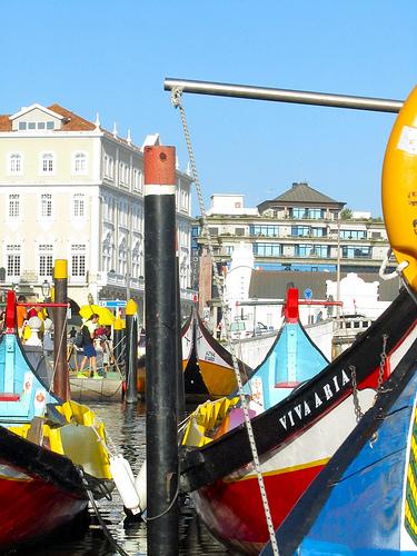 Barcas de colores by JoseAngelGarciaLanda