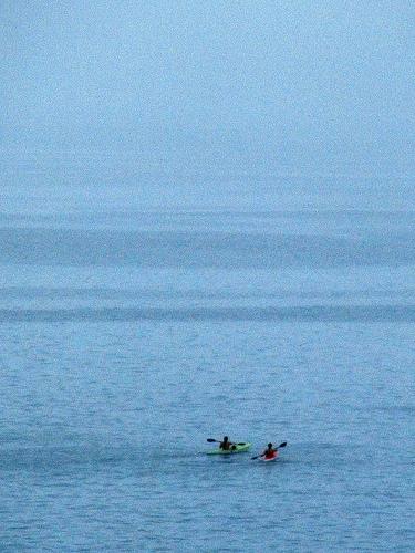 El mar nunca acaba by JoseAngelGarciaLanda