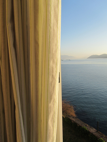 Morning curtain by JoseAngelGarciaLanda