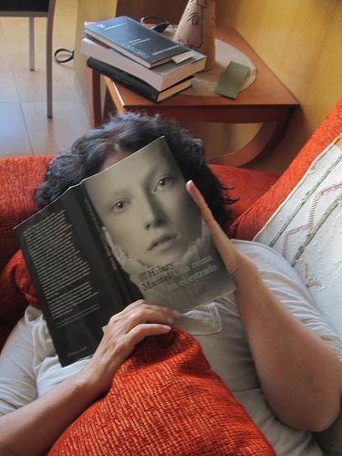 Reading Hilary Mantel by JoseAngelGarciaLanda
