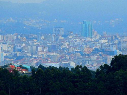 Vigo desde lejos by JoseAngelGarciaLanda