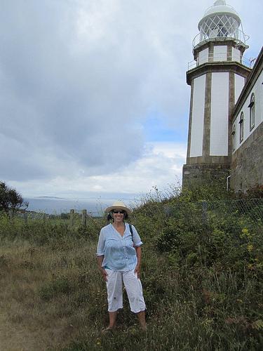 AT the Lighthouse by JoseAngelGarciaLanda