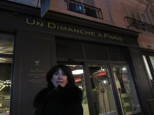 Un Dimanche à Paris by JoseAngelGarciaLanda